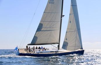 Petite Flamme 1 Petite Flamme 2010 NAUTOR'S SWAN Swan 60 Cruising/Racing Sailboat Yacht MLS #250644 1