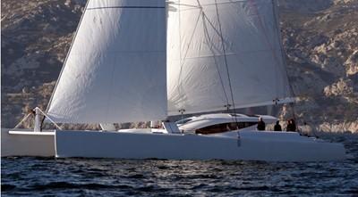 LORD DICKIE 1 LORD DICKIE 2009 CUSTOM BUILT Velum 72 - Fast Cruising Catamaran Catamaran Yacht MLS #250646 1