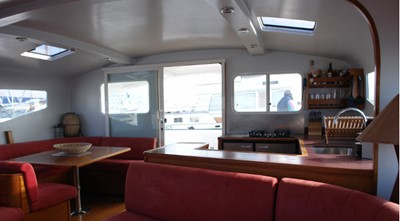 LORD DICKIE 3 LORD DICKIE 2009 CUSTOM BUILT Velum 72 - Fast Cruising Catamaran Catamaran Yacht MLS #250646 3