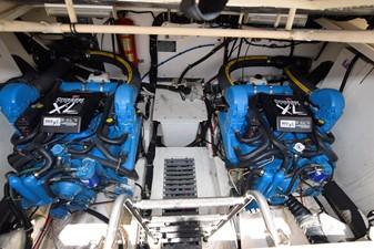 Johanna Lynn 10 Engine room
