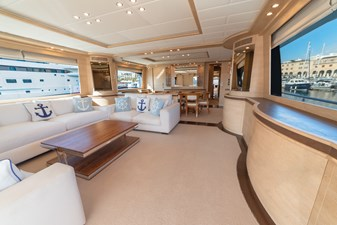 M/Y Grace Astondoa 96 GLX Lounge