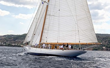 CANDIDA 0 CANDIDA 1929 CAMPER & NICHOLSONS  Racing Sailboat Yacht MLS #250758 0