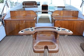 Cockpit, New BattleSaddle, Leaf in Bridge Deck Table