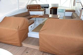 Cockpit Box Canvas, Bridge Deck Table Leaf In