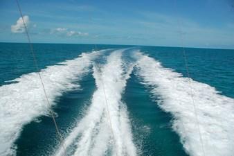 Making Way, Cruise at 30 Knots