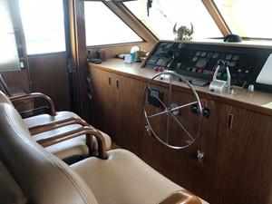 Hatteras 71' 16 Hatteras 70' Cockpit_18 AziMx