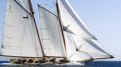 ELEONORA 5 S/Y 162.5ft Van Der Graaf Classic Gaff Schooner ELEONORA 5 ELEONARA Classic Sailing Yacht 0014