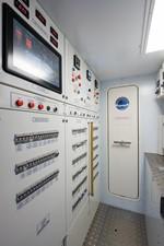 No Name Navetta 33 M Custom Line 67 Control Room