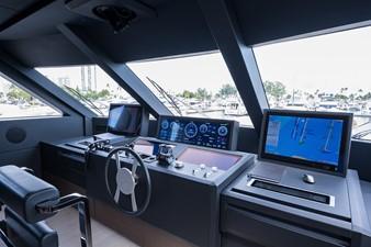 No Name Navetta 33 M Custom Line 61 Wheelhouse