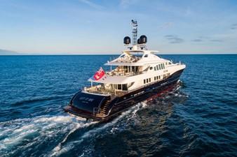 LET IT BE 2 LET IT BE 2007 HEESEN YACHTS HEESEN 4700 STEEL Motor Yacht Yacht MLS #250971 2
