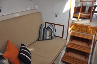 Third Cabin Settee
