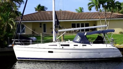 35ft 2003 Hunter 356 2 35ft 2003 Hunter 356 2003 HUNTER 356 Cruising Sailboat Yacht MLS #251121 2