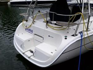 35ft 2003 Hunter 356 4 35ft 2003 Hunter 356 2003 HUNTER 356 Cruising Sailboat Yacht MLS #251121 4