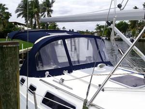 35ft 2003 Hunter 356 6 35ft 2003 Hunter 356 2003 HUNTER 356 Cruising Sailboat Yacht MLS #251121 6