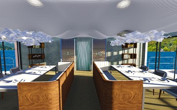 CAPE HAWK 690 3 CAPE HAWK 690 2022 TOR  Motor Yacht Yacht MLS #251155 3