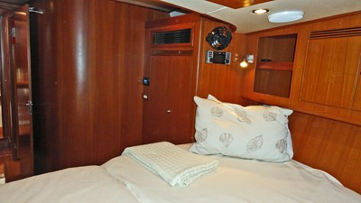 Fwd. Cabin, Looking Aft