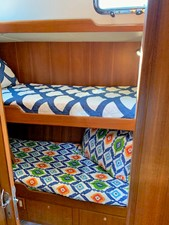 Stbd. Aft Guest Cabin