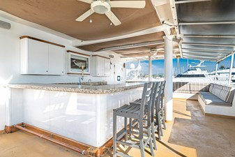 Aft Deck Bar Lounge