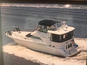BELLA LUNA 2 BELLA LUNA 2002 SEA RAY 420 Aft Cabin Motor Yacht Yacht MLS #251530 2