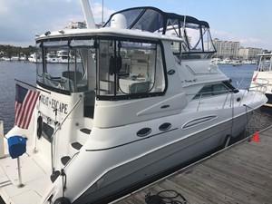 BELLA LUNA 3 BELLA LUNA 2002 SEA RAY 420 Aft Cabin Motor Yacht Yacht MLS #251530 3