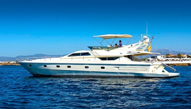 FERRETI 175 0 FERRETI 175 1993 FERRETTI YACHTS  Motor Yacht Yacht MLS #251586 0