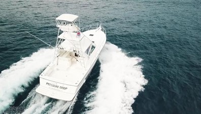 Pressure Drop  1 Pressure Drop  2003 TIARA 3800 Open Cruising Yacht Yacht MLS #251597 1