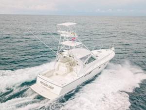 Pressure Drop  2 Pressure Drop  2003 TIARA 3800 Open Cruising Yacht Yacht MLS #251597 2