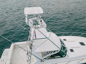 Pressure Drop  4 Pressure Drop  2003 TIARA 3800 Open Cruising Yacht Yacht MLS #251597 4