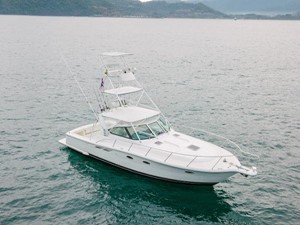 Pressure Drop  5 Pressure Drop  2003 TIARA 3800 Open Cruising Yacht Yacht MLS #251597 5
