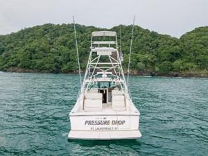 Pressure Drop  6 Pressure Drop  2003 TIARA 3800 Open Cruising Yacht Yacht MLS #251597 6