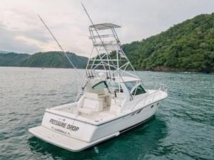 Pressure Drop  7 Pressure Drop  2003 TIARA 3800 Open Cruising Yacht Yacht MLS #251597 7