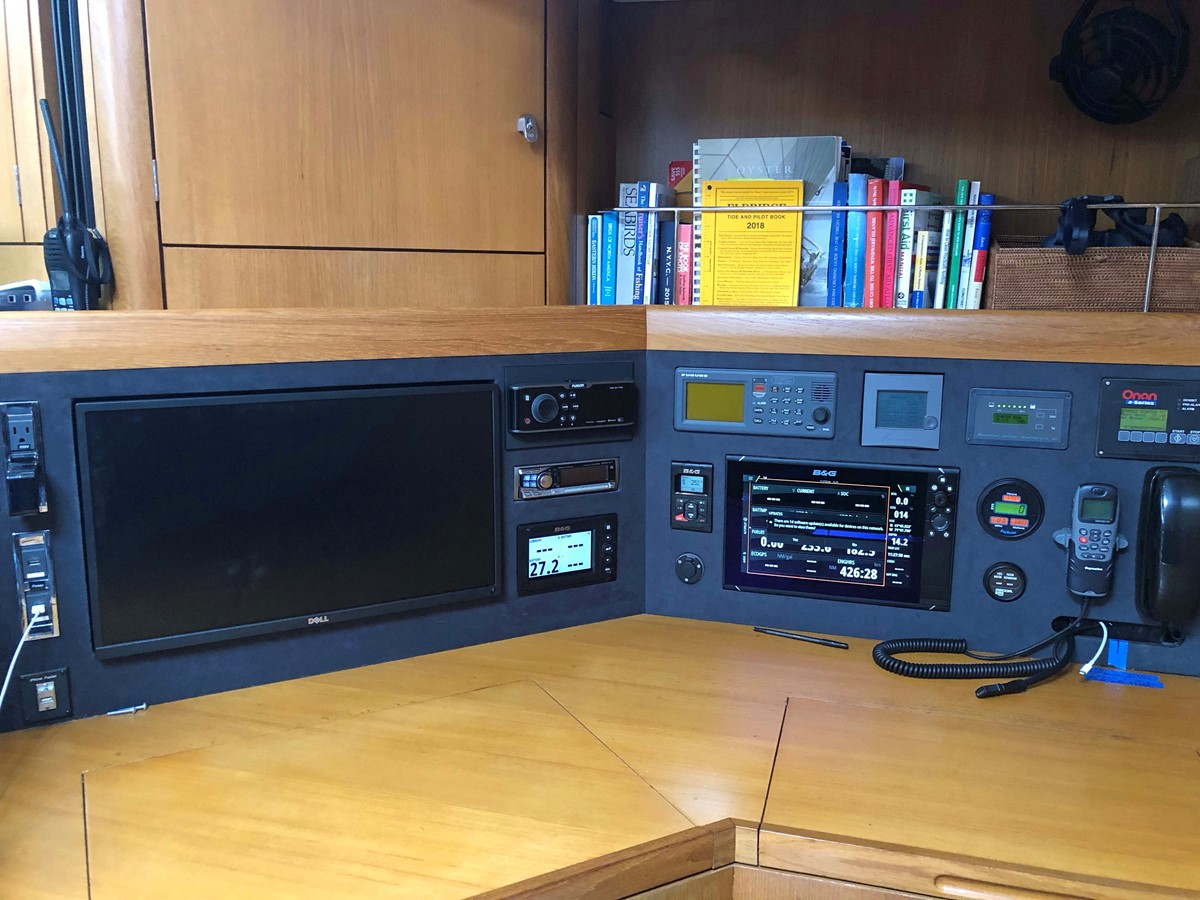 Nav Station Electronics