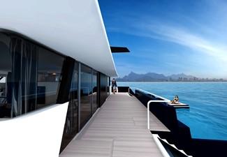 SEA VOYAGER 143 4 SEA VOYAGER 143 2023 MAGIC YACHTS  Catamaran Yacht MLS #251750 4