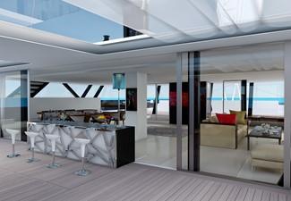 SEA VOYAGER 143 7 SEA VOYAGER 143 2023 MAGIC YACHTS  Catamaran Yacht MLS #251750 7