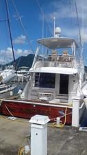 EZ AXCESS 1 EZ AXCESS 2001 BERTRAM 510 Convertible Sport Yacht Yacht MLS #251753 1