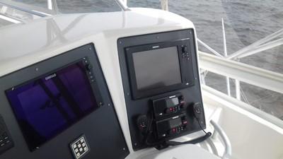 EZ AXCESS 4 EZ AXCESS 2001 BERTRAM 510 Convertible Sport Yacht Yacht MLS #251753 4