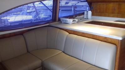 EZ AXCESS 7 EZ AXCESS 2001 BERTRAM 510 Convertible Sport Yacht Yacht MLS #251753 7