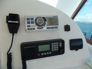 Starboard Side of Helm
