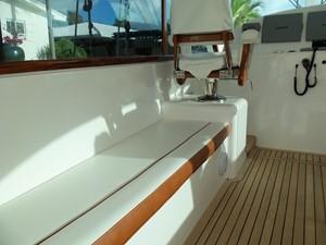Helm Deck Seating Port