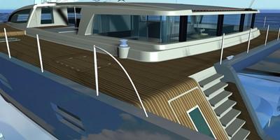 SEA VOYAGER 103 5 SEA VOYAGER 103 2023 MAGIC YACHTS  Catamaran Yacht MLS #251776 5