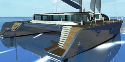SEA VOYAGER 103 4 SEA VOYAGER 103 2023 MAGIC YACHTS  Catamaran Yacht MLS #251776 4