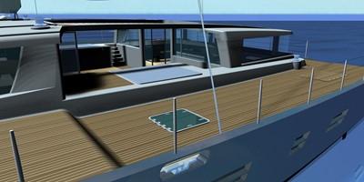 SEA VOYAGER 103 6 SEA VOYAGER 103 2023 MAGIC YACHTS  Catamaran Yacht MLS #251776 6
