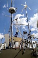 Radar, Windvane, Wind Generator