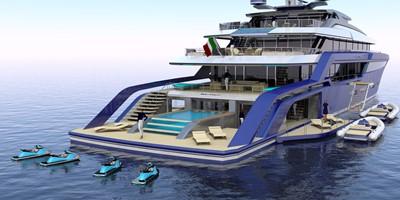 BEYOND SUPERYACHT SERIES 72M 5 BEYOND SUPERYACHT SERIES 72M 2024 CUSTOM BUILT BEYOND 72 Motor Yacht Yacht MLS #251912 5