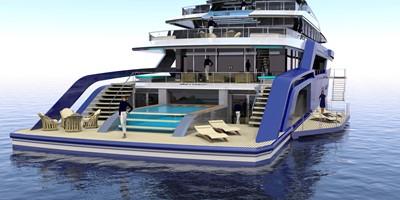 BEYOND SUPERYACHT SERIES 72M 6 BEYOND SUPERYACHT SERIES 72M 2024 CUSTOM BUILT BEYOND 72 Motor Yacht Yacht MLS #251912 6