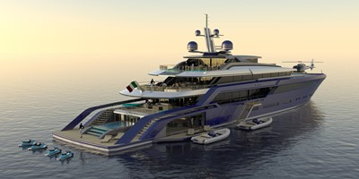 BEYOND SUPERYACHT SERIES 72M 4 BEYOND SUPERYACHT SERIES 72M 2024 CUSTOM BUILT BEYOND 72 Motor Yacht Yacht MLS #251912 4