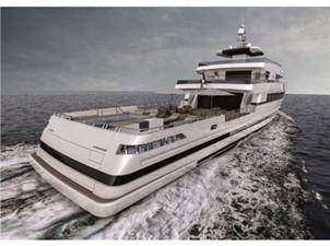 48m Spadolini Explorer Yacht 9