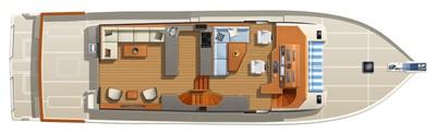 New Build 64 Pilothouse 2