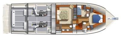 New Build 64 Pilothouse 3