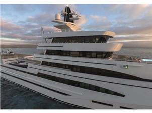 85m Spadolini Helipad Expedition Yacht 5